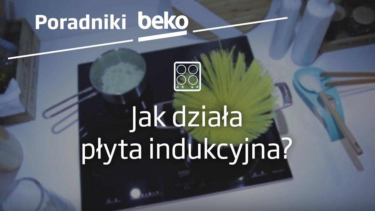 Poradniki Beko Jak Działa Płyta Indukcyjna