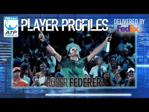 Roger Federer Nitto ATP Finals Player Profile 2017