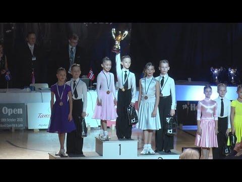 Helsinki Open 2014 | Open Standard Juvenile II Final