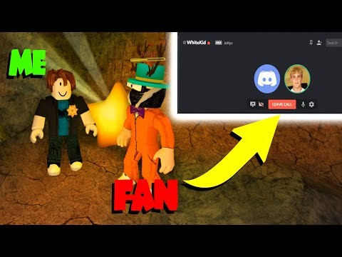 DISGUISING AS A POKE FAN ON ROBLOX! *VOICE CHAT*