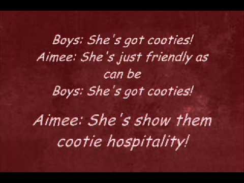 Hairspray - Cooties - lyrics