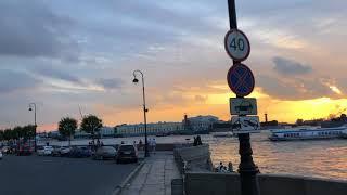 День ВМФ 2018. Нева. Санкт-Петербург.