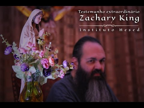 Ex- Satanista | Testemunho Zachary King | Instituto Hesed