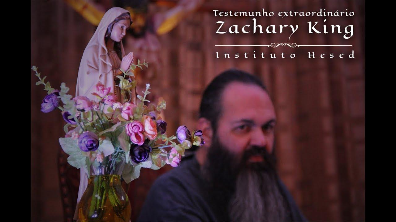 Download Ex- Satanista | Testemunho Zachary King | Instituto Hesed