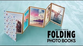 One More Minute: Folding Photo Books