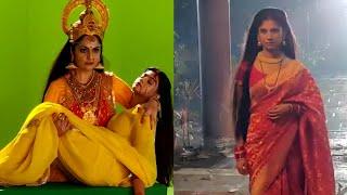 Ratan Rajput As USHMA Devi Saves Her Ansh From Paulomi - Santoshi Maa Sunaye Vrat Kathayein