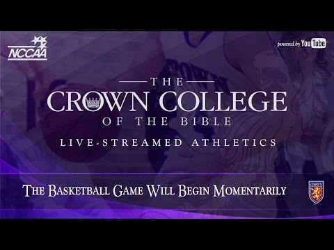 Crown College vs Kentucky Christian University • January 15, 2016