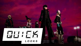 Persona 5 Strikers: Quick Look (Video Game Video Review)