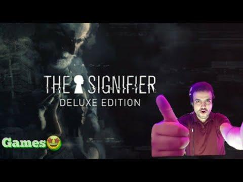 لعبة الالغاز و الرعب الجديدة The Singnifier |