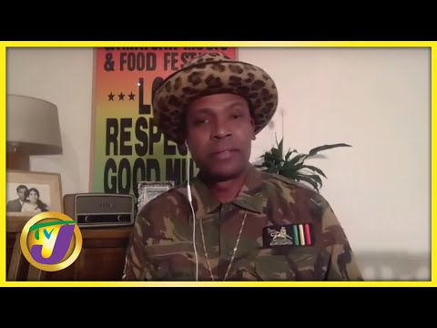 Lincoln 'Stick Mareebo' Edwards | Mixing Meals & Melodies | Smile Jamaica