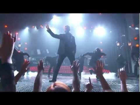 Usher  Scream  @ The 2012 Billboard Music Awards