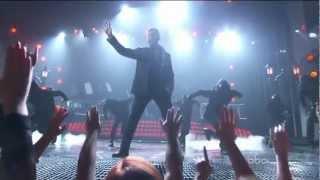 Usher - Scream (Live @ The 2012 Billboard Music Awards)