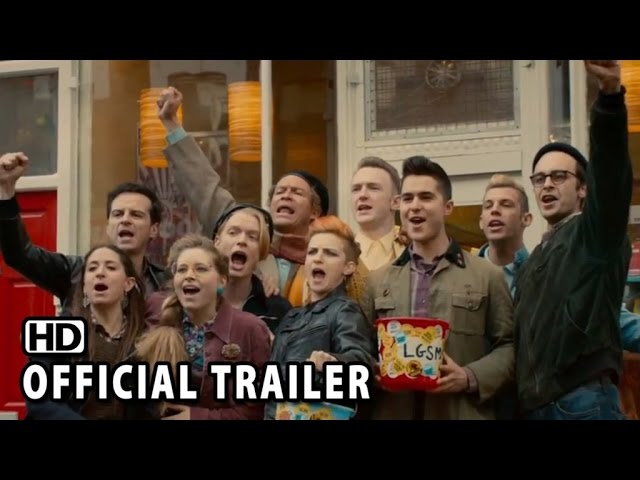 Pride Official Trailer #1 (2014) HD - YouTube