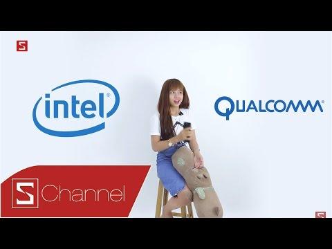 Schannel - iPhone 7 chip Intel cho tốc độ 4G LTE kém hơn hơn chip Qualcomm: Thực hư ra sao?