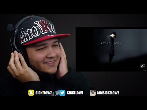 🔥🔥 REACTION!! 🔥🔥 NF - Let You Down (Audio)