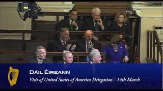 Dáil Éireann 2012
