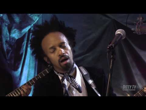 "Fantastic Negrito performs ""In the Pines (Oakland)"" on Ditty TV"