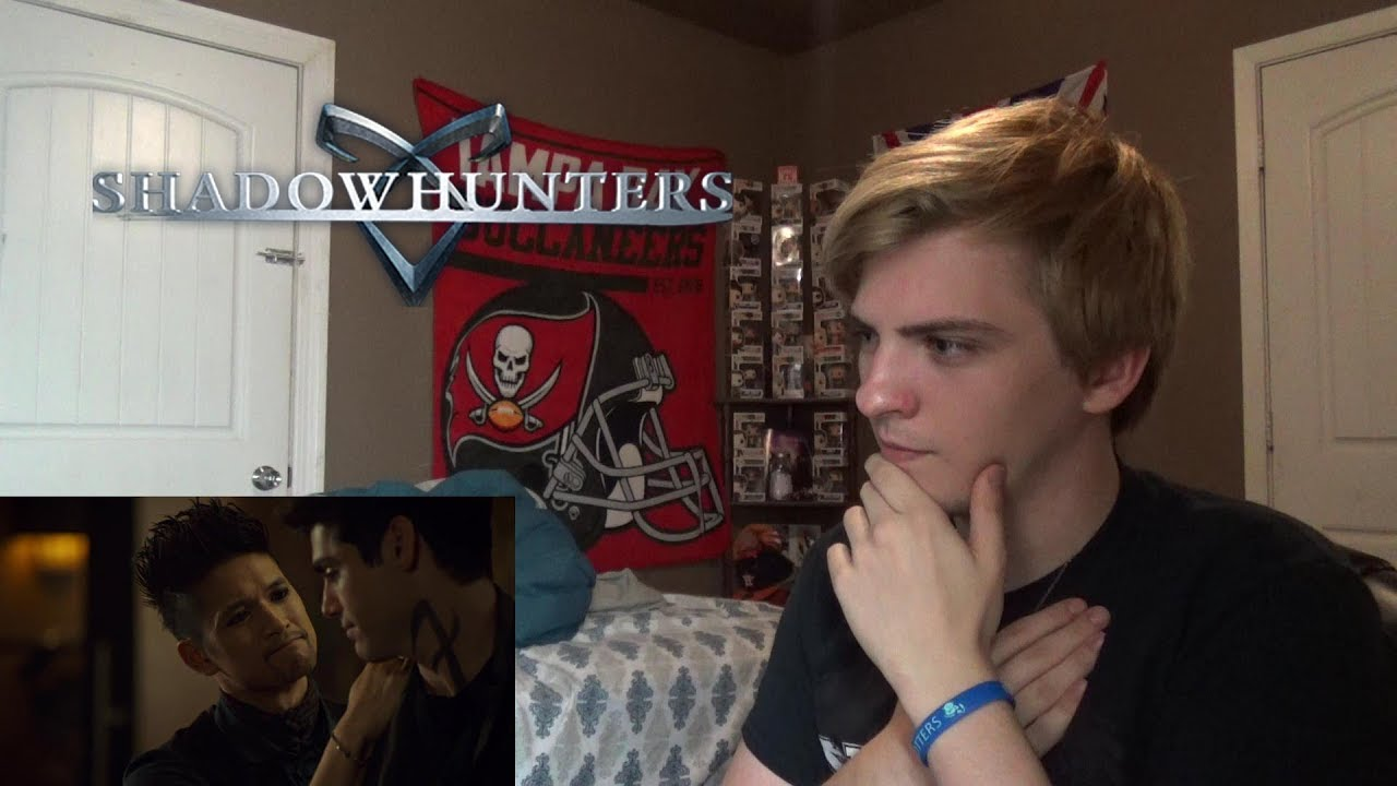 Download Shadowhunters - Season 3 Episode 4 (REACTION) 3x04 Thy Soul Instructed