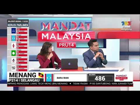 PRU 14 | Mandat Malaysia - Keputusan #PRU14 (Part 9)