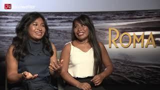 Baixar Interview Yalitza Aparicio & Nancy García García ROMA