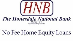 No Fee Home Equity Loan