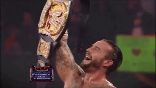 Like , Subscribe All the credits go to WWE Inc. Awesome Match , CM ...