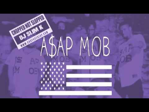 ASAP Rocky - Purple Kisses (Slim K Chopped not Slopped Remix) (DL inside)