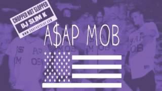 ASAP Rocky - Purple Kisses (Slim K Chopped not Slopped Remix) (DL inside)