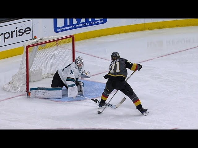 Karlsson nets jaw-dropping GOTY candidate on Sharks