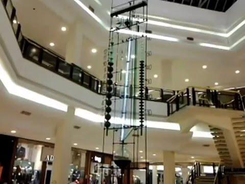 0b5705496db Relógio D Água - Shopping Center Iguatemi - Porto Alegre RS - YouTube