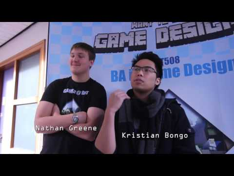 DIT Game Design Open day 2015