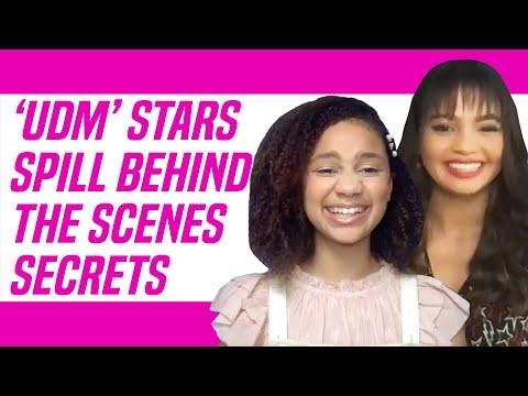 Upside-Down Magic Stars Give Behind-the-Scenes Secrets