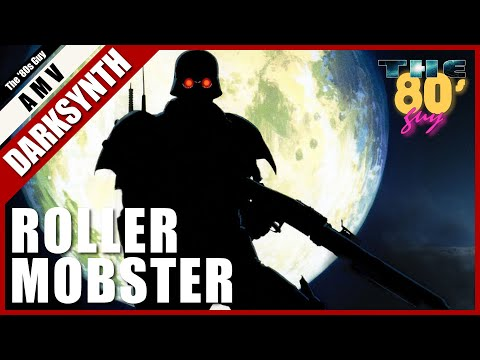 The Lone Wolf (Carpenter Brut - Roller Mobster) [AMV]