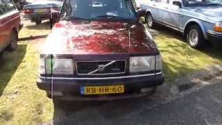 Volvo 245 T 5R with 850 5 cylinder turbo motor