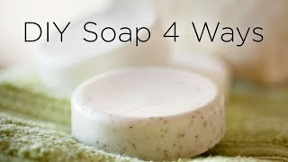 Download Video How to Make Soap at Home - 4 Ways MP3 3GP MP4