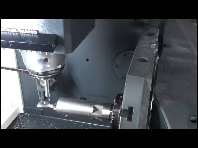 Complex 5 Axis Machining