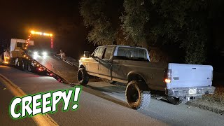 MY TRUCK DIED IN THE WORST SPOT!