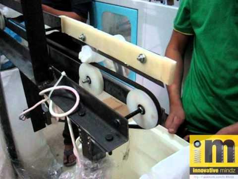 Plastic Bottle Neck Cutting Machine Youtube