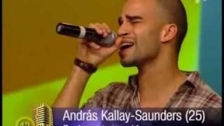 Megasztár 5 - Andras Kallay-Saunders