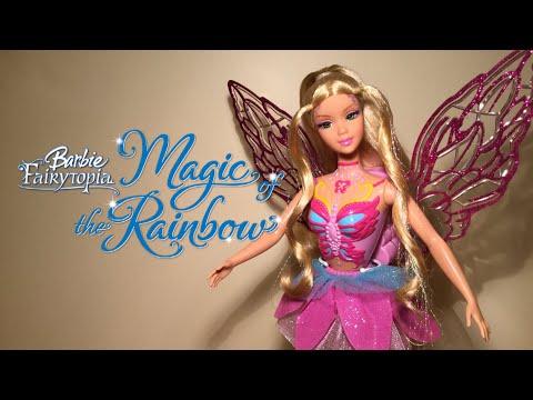 Barbie Rainbow Lights Elina