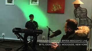 Bryan Magsayo & Thinking Pinoy Duet Live