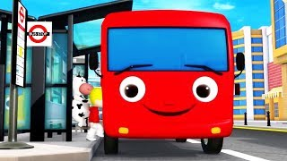 Wheels on The Bus | Bus Song | Little Baby Bum Nursery Rhymes Compilation | Kids Songs