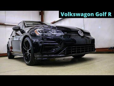 Volkswagon Golf R Gets Clear Bra, Window Tint, & Ceramic Coating