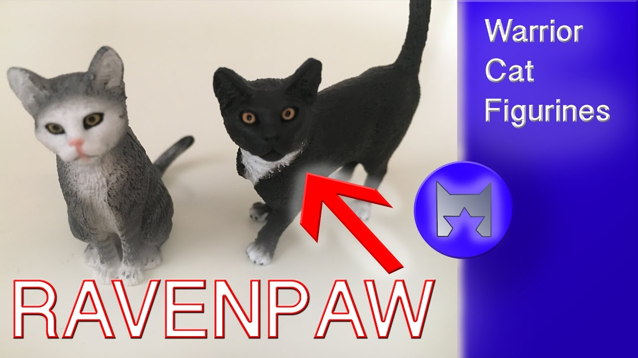 warrior cats figurines what if youtube