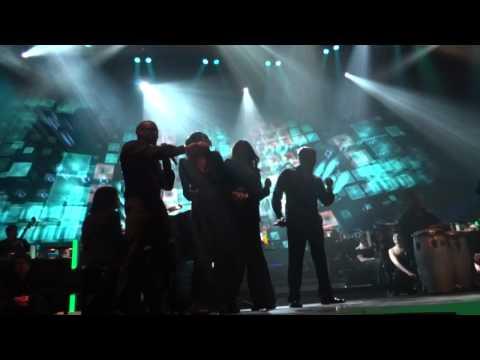George Michael - Gospel Amen+Medley- Symphonica Tour Milano 12 Nov 2011