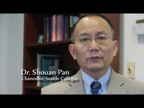 Seattle Colleges - A Minute with the Chancellor, February 2017