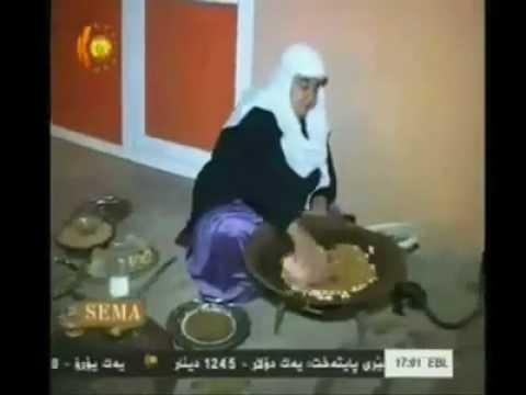 Cejna Xidir Ilays u Xidir Nebi Bername Sema le Kurdistan TV 2012 - 2013