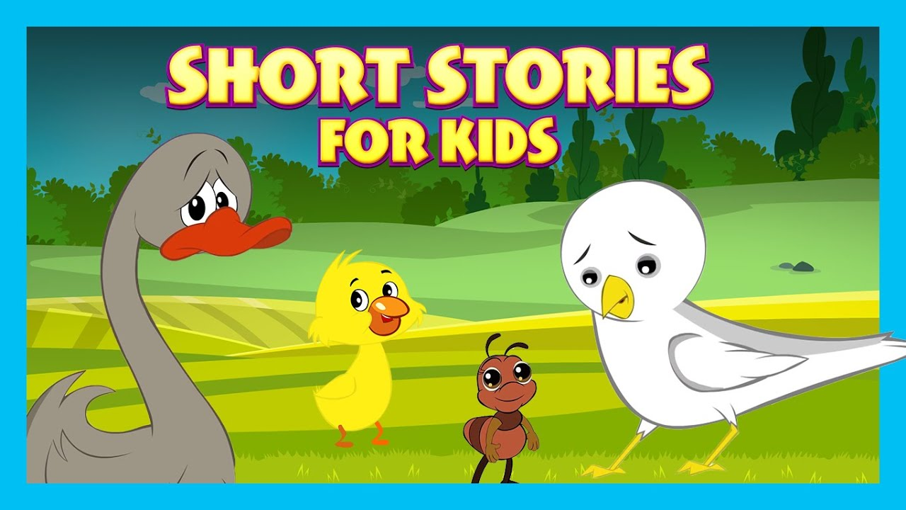 Short Stories For Kids | Animated Stories For Kids | Moral Stories and Bedtime Stories For Kids