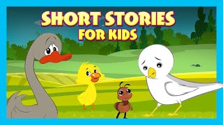 Short Stories For Kids | Animated Stories For Kids|Moral Stories and Bedtime Stories For Kids