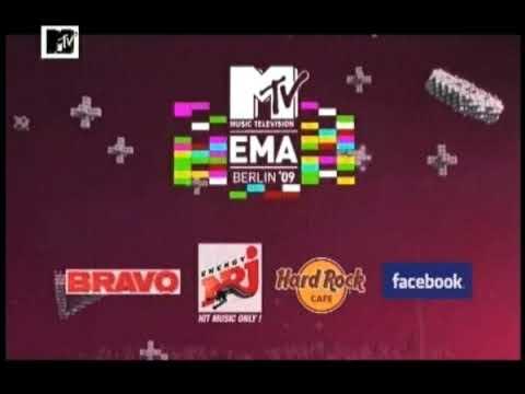 MTV EMA's 2009 Reminder